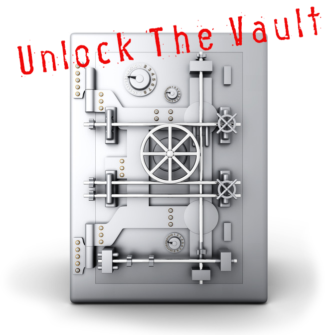 unlock the vault of information rarely available